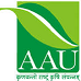 Anand Agricultural University Logo in jpg, png, gif format